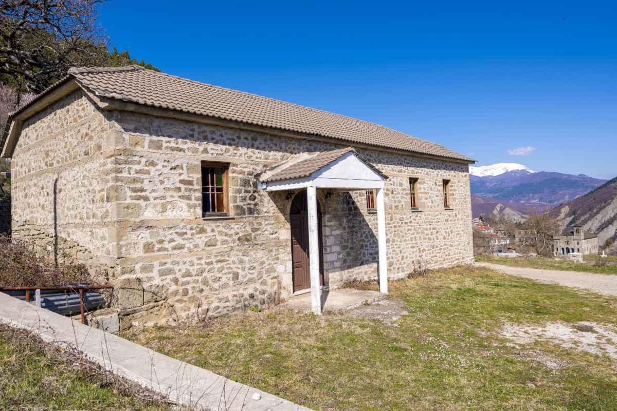 Εκκλησάκι Αγίου Αθανασίου Πυρσόγιαννης