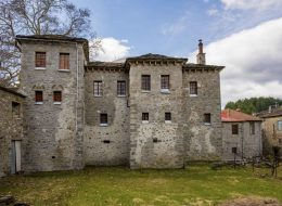 Xynos Vangelis Mansion